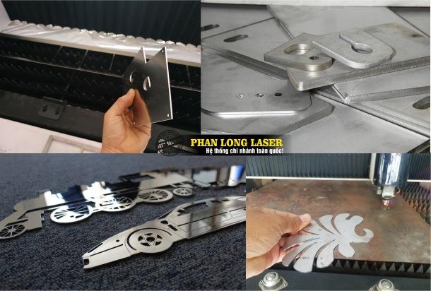 Cơ sở nhận cắt laser kim loại inox đồng nhôm sắt thép theo yêu cầu tại Hà Nội và Sài Gòn