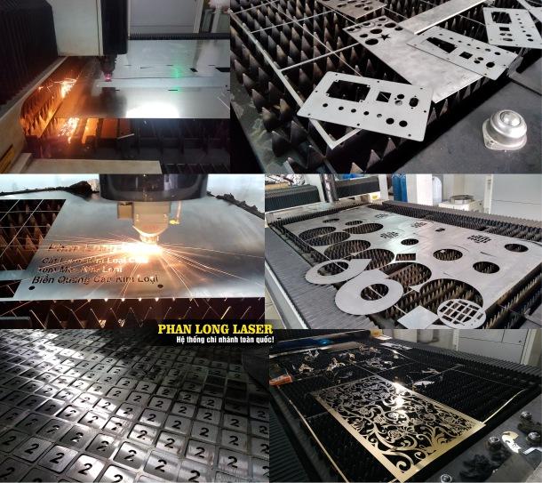 Công ty chuyên nhận cắt laser kim loại inox đồng nhôm sắt thép tại Hà Nội và Sài Gòn lấy ngay lấy liền